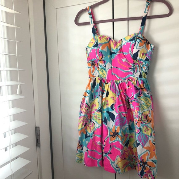 6a010a70b2b8c6 Lilly Pulitzer Dresses & Skirts - Lilly Pulitzer Christine Dress in Besame  Mucho